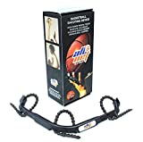 Basketball Shooting Aid by AllNet. Hoops Training Shooting Device, Help Improve your shot with finger Trainer, no sleeve. Shoot NBA PRO Level, Correct Bad Habits with Proper Grip & Form Muscle Memory