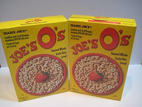 Trader Joe's Cereal,