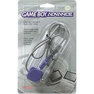 Amazon.com: Game Boy Advance Game Link Cable: Video Games