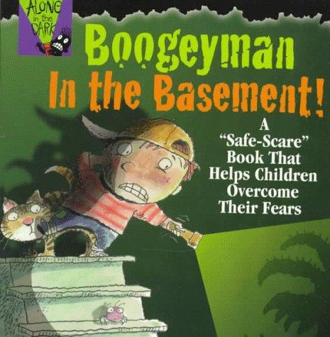 Boogeyman in the Basement! (Alone in the Dark Series): Amazon ...