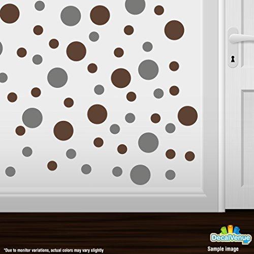 Grey Circles - 9