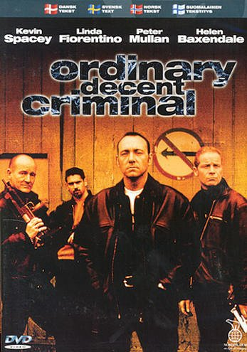 Ordinary Decent Criminal [ NON-USA FORMAT, PAL, Reg.2 Import - Sweden ]