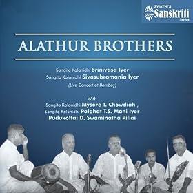 Palghat T S Mani Iyer Lalgudi G Jayaraman Mrindagam Violin