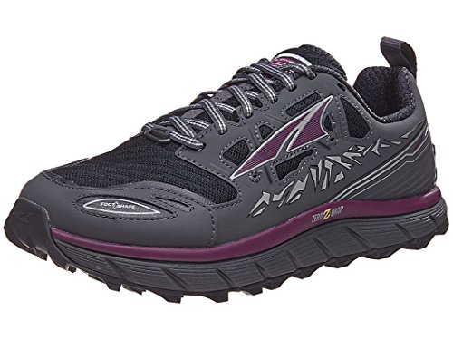 Altra Women's Lone Peak 3 Trail Runner, Purple, 9.5 M US