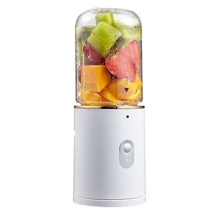 Dbtxwd Batidora Personal, Juicer Cup portátil, batidora eléctrica de Frutas, licuadora USB para