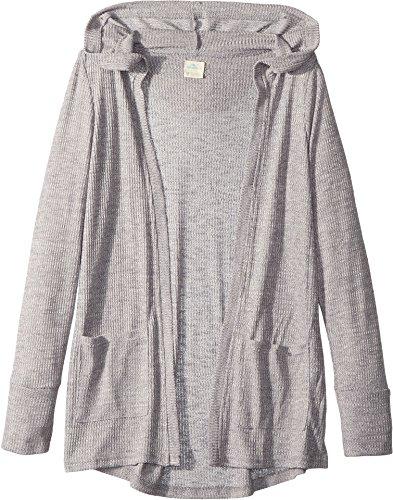 O'Neill Big Girls' Blizzard Sweater, Zinc, (Oneill Kids Sweater)
