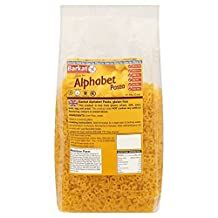 Barkat Free From Alphabet Shapes Pasta - 500g (1.1lbs)