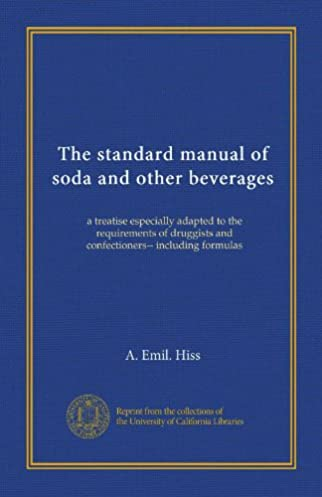 standard manual of soda free owners manual u2022 rh infomanualguide today Foundation Construction and Design Manual CDB Construction and Design Manual