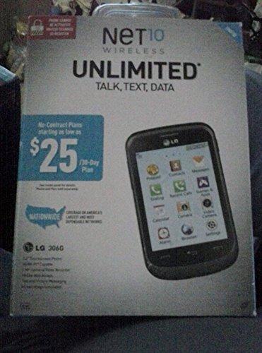 ZTE Midnight Z768g Net10 Smartphone