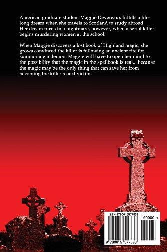Scottish Rite (A Maggie Devereaux Mystery, #1)