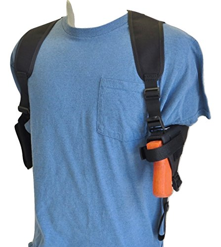 Shoulder Holster for Ruger SR9C & sr40C with Double Magazine Pouch