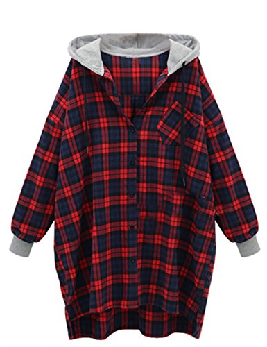 The 8 best maternity coats red plaid