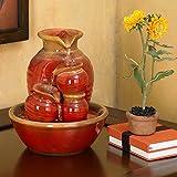 John Timberland Country Jar Rustic Zen Indoor