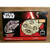 Brand New/Sealed NEW Star Wars Air Hogs Remote Control Millennium Falcon Force Awakens Quad Drone
