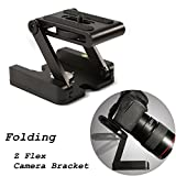Z Flex Tilt Tripod Head Aluminum Alloy Folding Z Tilt Head Quick Release Plate Stand Mount Spirit Level for DSLR Camera Canon Nikon Sony Pentax