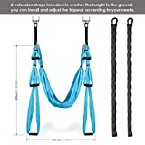 INTEY Aerial Yoga Flying Yoga Swing Yoga Hammock