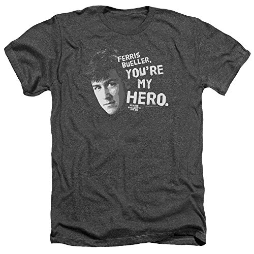 Men's Ferris Bueller's Day Off T-Shirt, Choice of colors and designs