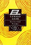 img - for Edward Lear: Selected Poems (Poetry Classics) book / textbook / text book