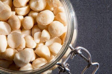 Organic Macadamia Nuts, 8 Ounces — Raw, Kosher by Food to Live (Image #4)