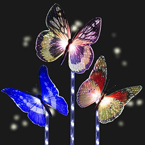Solar Led Angel Garden Stake Light