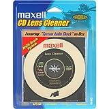 : Maxell CD345 CD Laser Lens Cleaner (Gold)