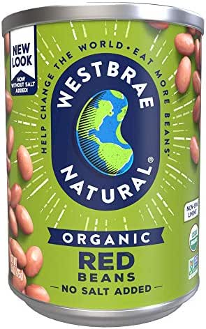 Beans: Westbrae Natural Organic Red Beans