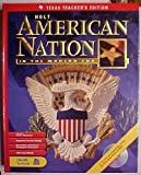 The American Nation in the Modern Era, Holt, Rinehart and Winston Staff, 0030654068