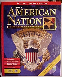 Holt american nation in the modern era paul s boyer 9780030654060 holt american nation in the modern era paul s boyer 9780030654060 amazon books fandeluxe Gallery
