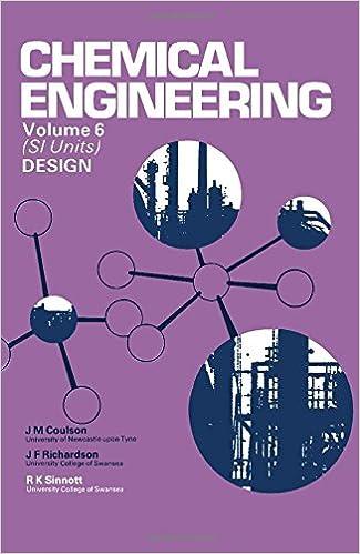 Amazon Com Chemical Engineering Volume 6 An Introduction To Design Chemical Engineering Technical Series 9780080229690 Richardson J F Coulson J M Sinnott R K Books