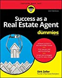 img - for Success as a Real Estate Agent For Dummies (For Dummies (Business & Personal Finance)) book / textbook / text book