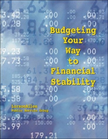 Budgeting Your Way to Financial Stability: Debra Ruegg, Terry ...