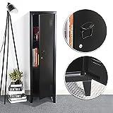 HouseinBox 3-in-1 Lockable Storage 3 Shelves