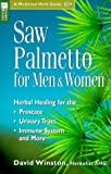 Saw Palmetto for Men & Women: Herbal Healing for