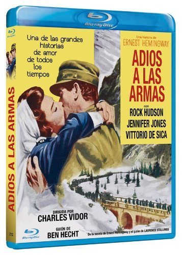 A Farewell to Arms [ Blu-Ray, Reg.A/B/C Import - Spain ]