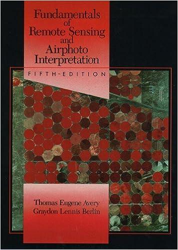Remote Sensing And Image Interpretation 6th Edition Pdf