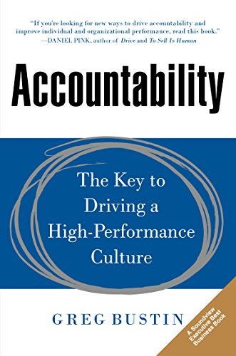 Accountability: The Key to Driving a High-Performance - Technologies Performance Jobs