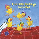 Five Little Ducklings Go to Bed, Carol Roth, 0735841284