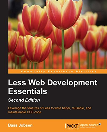 Less Web Development Essentials - Second Edition Pdf