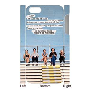 Unique design The Perks of Being A Wallflower Quotes iPhone 5 Durable Case Cover