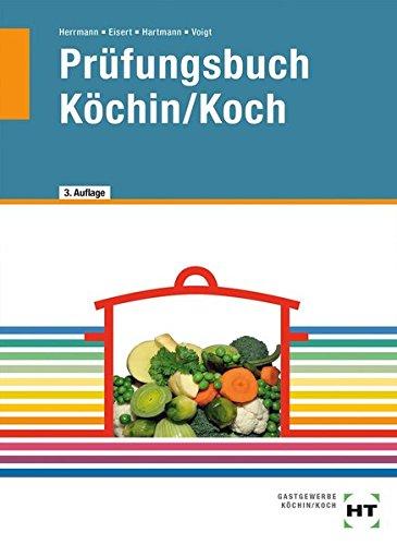 Prüfungsbuch Köchin/Koch