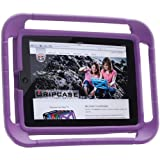 GRIPCASE FOR iPad 2nd, 3rd, & 4th Gen - PURPLE