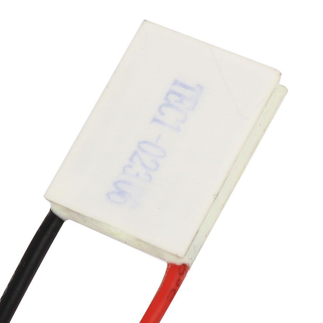 Amazon.com: DealMux TEC1-02306 2.83V 6A 9.6W termoeléctricos módulo refrigerador refrigerar Placa Peltier: Electronics