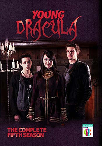 Josephine Series - Young Dracula - The BBC Series: The Complete Fifth Season (2 DVD Set)