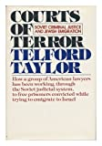 Courts of Terror, Telford Taylor, 0394405099