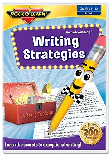 Writing Strategies DVD by Rock 'N (Strategies Dvd)