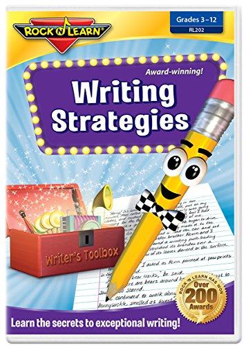Writing Strategies DVD by Rock