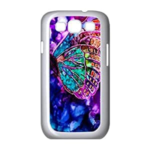 Butterfly ZLB579282 Customized Case for Samsung Galaxy S3 I9300, Samsung Galaxy S3 I9300 Case