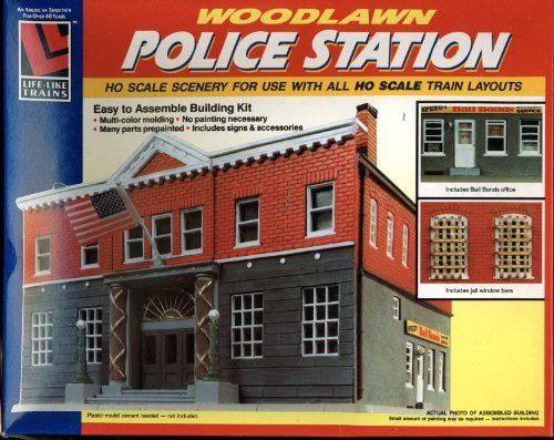 Scale Police Station - 5