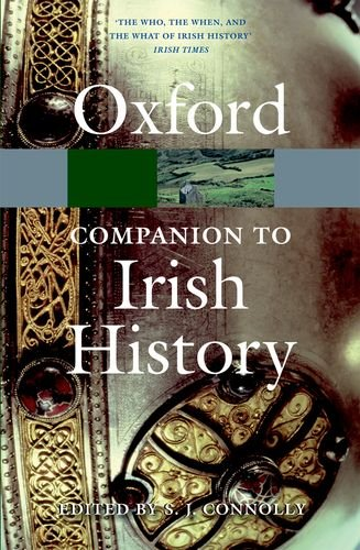 The Oxford Companion to Irish History (Oxford Paper Reference)