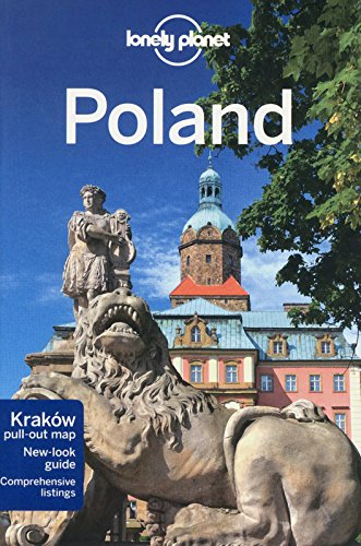 Lonely Planet Poland (City Guides)